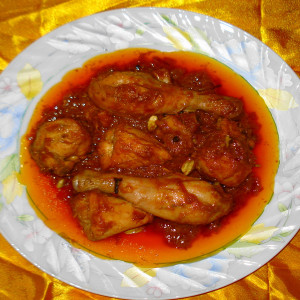 Chicken Qorma