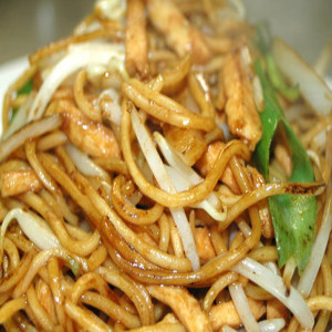 Singaporian Chicken Chowmein