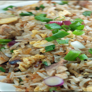 singaporian fried rice